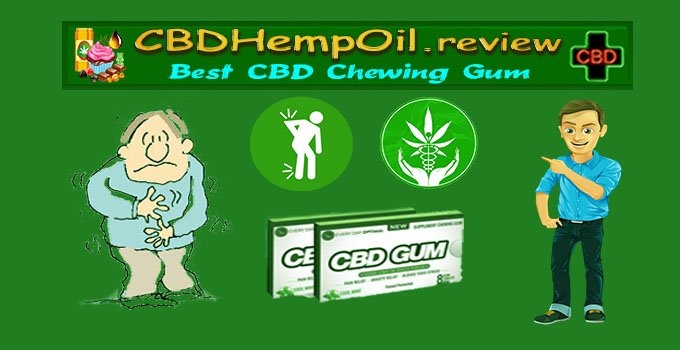 CBD Chewsing Gum