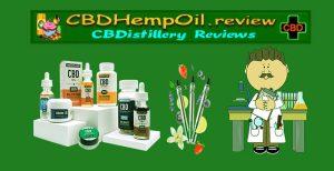 cbdistillery gummies review