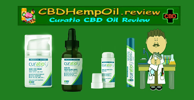 curatio CBD reviews
