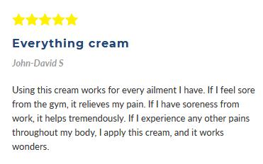 Nano CBD Cream