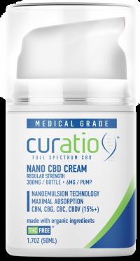 Curatio CBD Cream