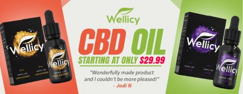 Wellicy CBD