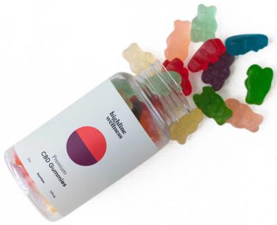 Highline Wellness CBD Gummy Bears