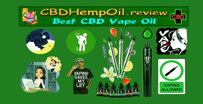 Best CBD Oil for Vape
