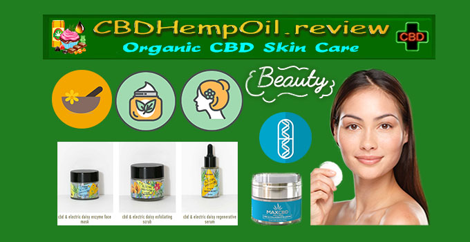 CBD Beauty Products