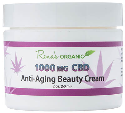 Organic CBD Beauty Cream