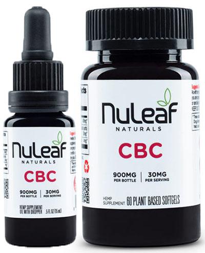 Organic CBC Oil