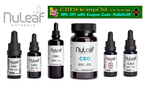 NuLeaf CBD Discount