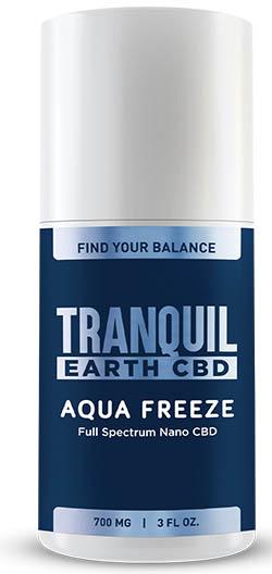 nano cbd relaxing lotion