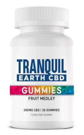 cbd fruit gummy bears