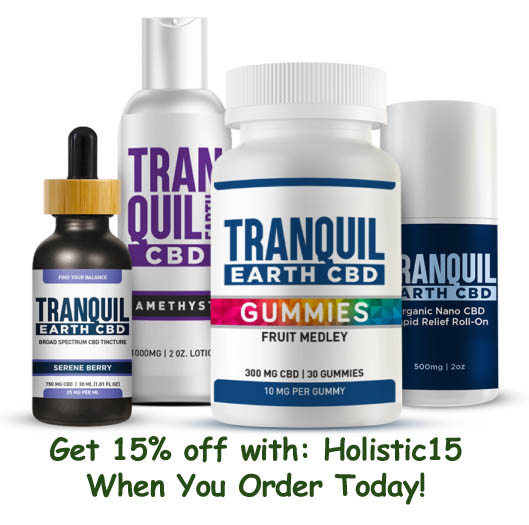 Tranquil Earth Discount Code