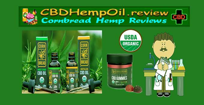 Cornbread CBD Review